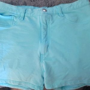 3 for $15 High waisted shorts with spandex stretch